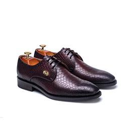 男士商务正装皮鞋|BSL-18888|伯昇鞋业