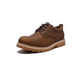 patnfinder马丁靴男英伦风真皮工装鞋户外春季时尚大黄雪地靴复古沙漠靴