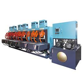 自动橡胶大底油压机|WH-150ZD|伟豪机械