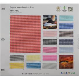 QM-3013|Square mets chemical fiber|舒耐美新材料