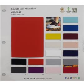 QM-3041|Smooth skin Microfiber|舒耐美新材料