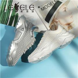 LESELE|Ventilation rivet sports casual shoes | ma8850