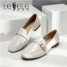 LESELE|Lazy shoes British single shoes|LA6742