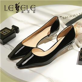 LESELE|Comfortable heels for commuting | MA9147