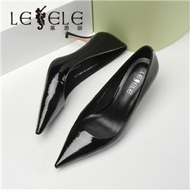 LESELE|Working Shoes | leather women's singles | ma9991