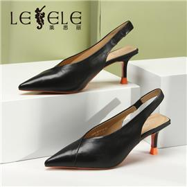 LESELE Stiletto fashion with high heels sandals women's me9236