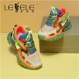 LESELE|Dad shoes women's ins fashion sports casual shoes (ma9366)