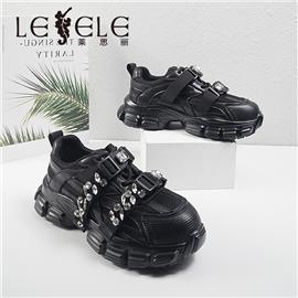 LESELE|莱思丽2021秋季时尚优雅舒适时装鞋LC12287