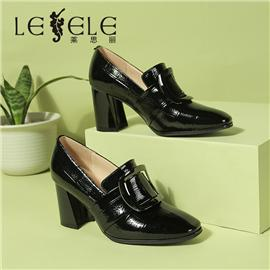 LESELE|Casual professional dating women's single shoe trend|LA7527