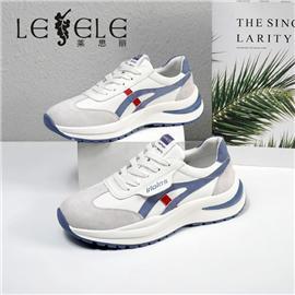 LESELE|莱思丽2021秋季时尚优雅舒适时装鞋LC12388