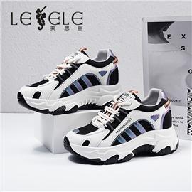 LESELE 莱思丽2021夏季新款时尚休闲老爹鞋LA7895