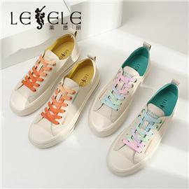 LESELE|Street Photo canvas breathable casual shoes |la6413