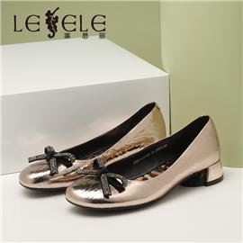 LESELE|Butterfly lace up casual shoes fashion women's shoes|LA7640