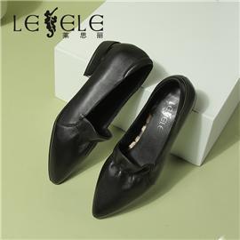 LESELE|Casual shoes, pointed flat sole, comfortable women's shoes|LA7199