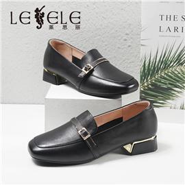 LESELE|莱思丽2021秋季时尚优雅舒适时装鞋LC12236