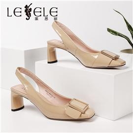 LESELE|Simple commuting to work and sandals for women|MB9222