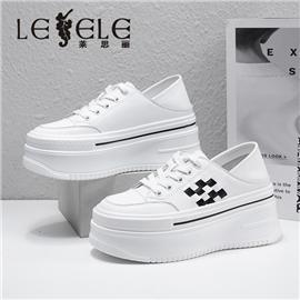 LESELE 莱思丽2021夏季新款时尚休闲女鞋LA7763
