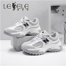 LESELE 莱思丽2021夏季新款时尚休闲老爹鞋LA7859