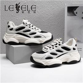 LESELE 莱思丽2021夏季新款时尚休闲老爹鞋LA7849
