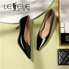 LESELE|Women in work shoes with medium heels and pointed toes | ma9151