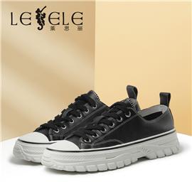 LESELE|Non slip, thick sole, low top, casual shoes | la6042