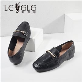 LESELE|莱思丽2021秋季时尚优雅舒适时装鞋LC12205