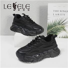 LESELE|莱思丽2021秋季时尚优雅舒适时装鞋LC12193
