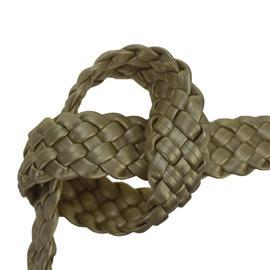 手工编织带 漫璐佳鞋业