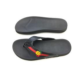 美尔杰81849橡胶+PU双层沙滩凉鞋厚底