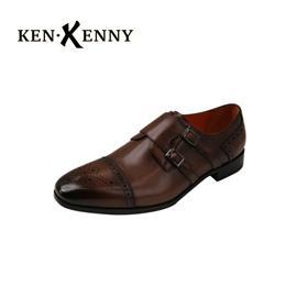 KENKENNY护脊皮鞋K9022-2002B