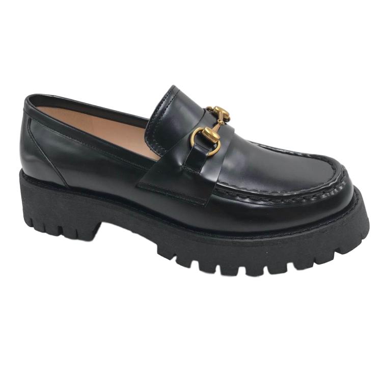 女士时装皮鞋 OY20527-1 龙运鞋业