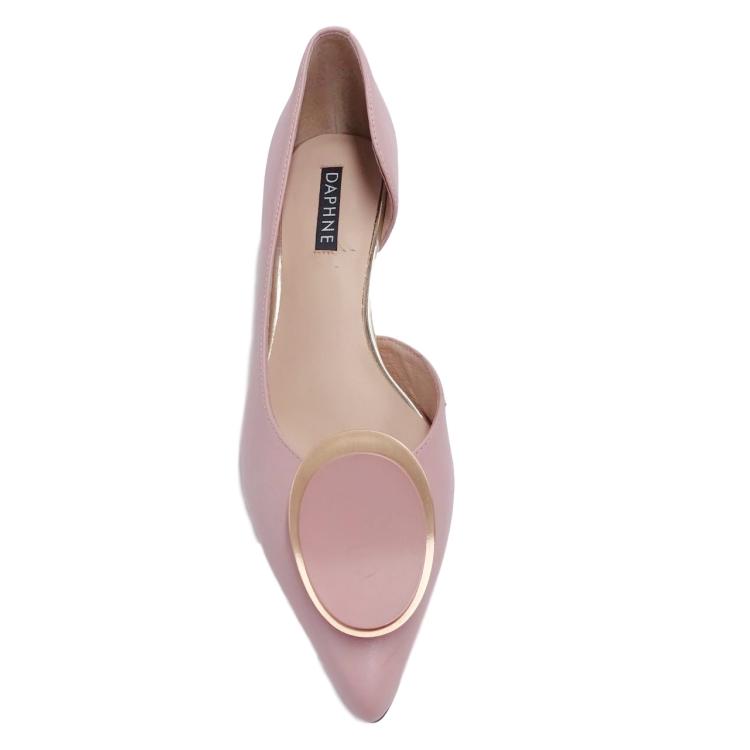 女士时装鞋 皮鞋 OY16908-31 龙运鞋业