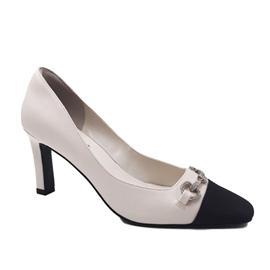 女士时装高跟鞋|OY19621-1|龙运鞋业