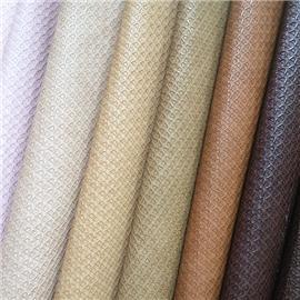 编织纹PU|汕林皮革