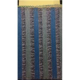 葱丝+棉纱编织布