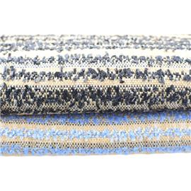 PP straw mat, three Dai weaving