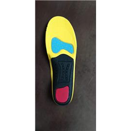合悦科技护脚磁疗减震防臭抗菌功能鞋垫源头厂家