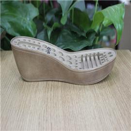 复合鞋底,防水台 022