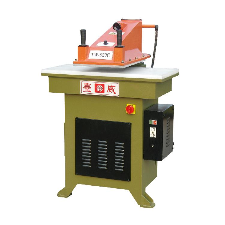 液压摇臂裁断机520c-01|台威精机