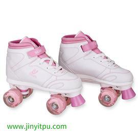 TPU溜冰鞋料|TPU材料|金宜塑胶