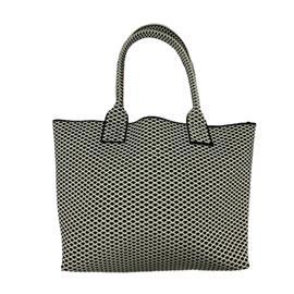 时尚飞织简约通勤环保手提包|雄德新材料