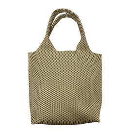 时尚飞织环保清新百搭简约手提包|雄德新材料