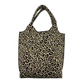时尚豹纹流行欧美环保飞织手提包|雄德新材料