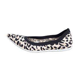 雄德新材料|豹纹时尚潮流女单鞋欧美同款