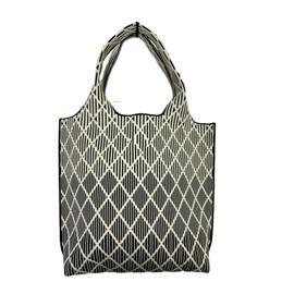 时尚流行休闲环保抗菌可回收飞织手提包|雄德新材料