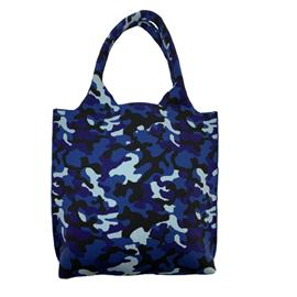 时尚飞织迷彩纹百搭休闲手提包|雄德新材料