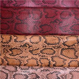 蛇纹布料-PU革|HF3562|恒达丰皮革