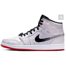 丝绸布陈冠希联名空军1号龙纹布中国结耐克鞋布耐克鞋材