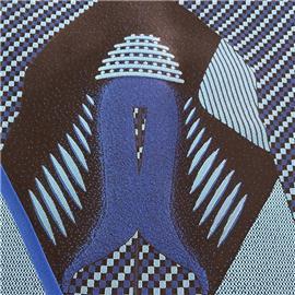 梭织鞋面|渠达鞋材
