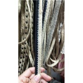 广州百顺麻绳编织麻绳麻绳中底注塑底用于鱼夫鞋